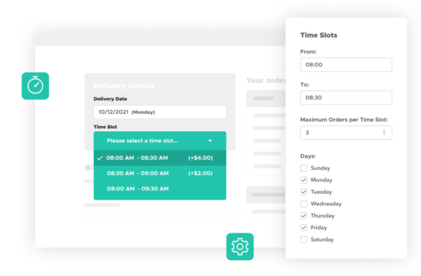 Limit orders on any given day in WooCommerce