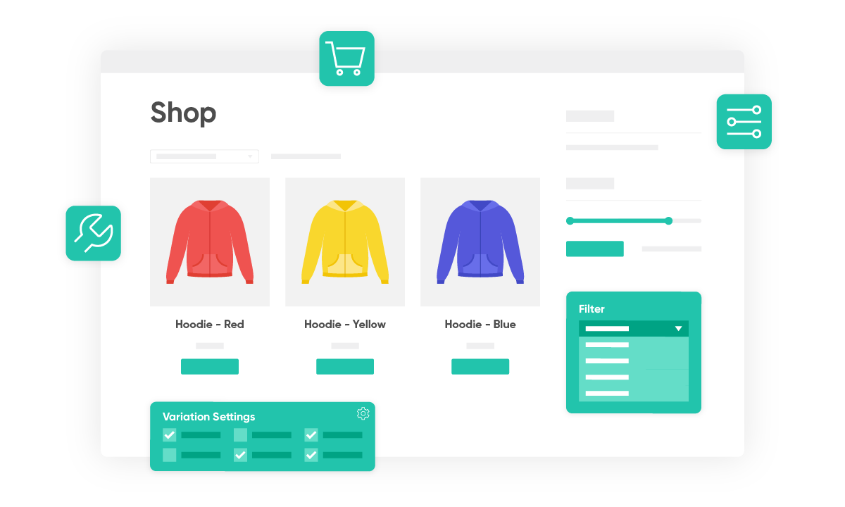 Show Single Variations in WooCommerce