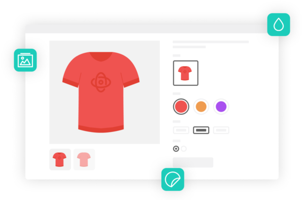 WooCommerce Attribute Swatches Illustrated Example