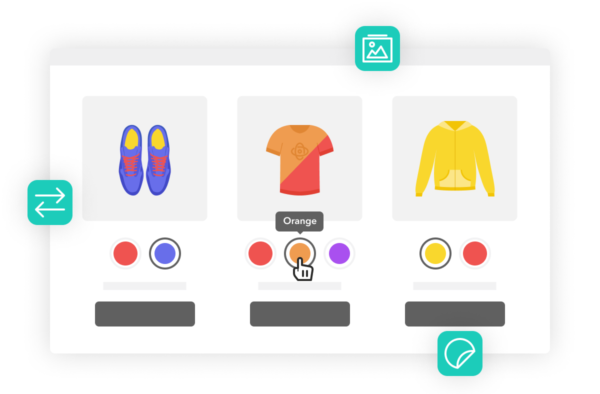 Show Swatches in the WooCommerce Shop Pages