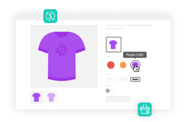 Add Fees to WooCommerce Attributes