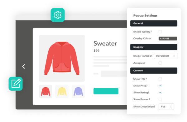 Customize WooCommerce Quickview Popup
