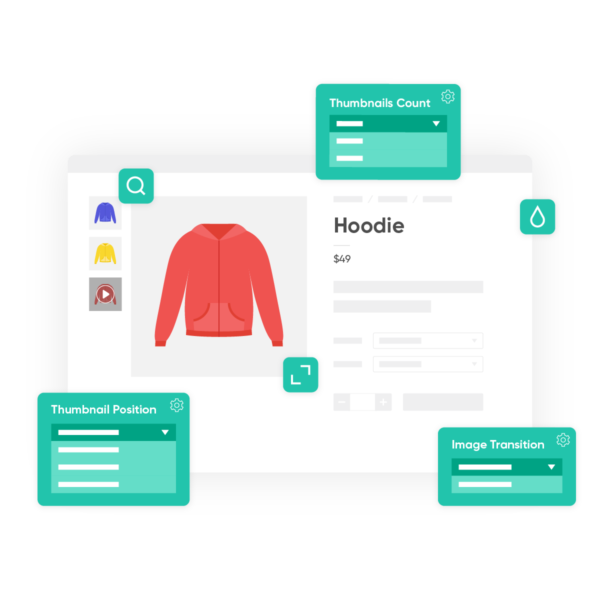 Customize the WooCommerce Image Gallery with WooThumbs