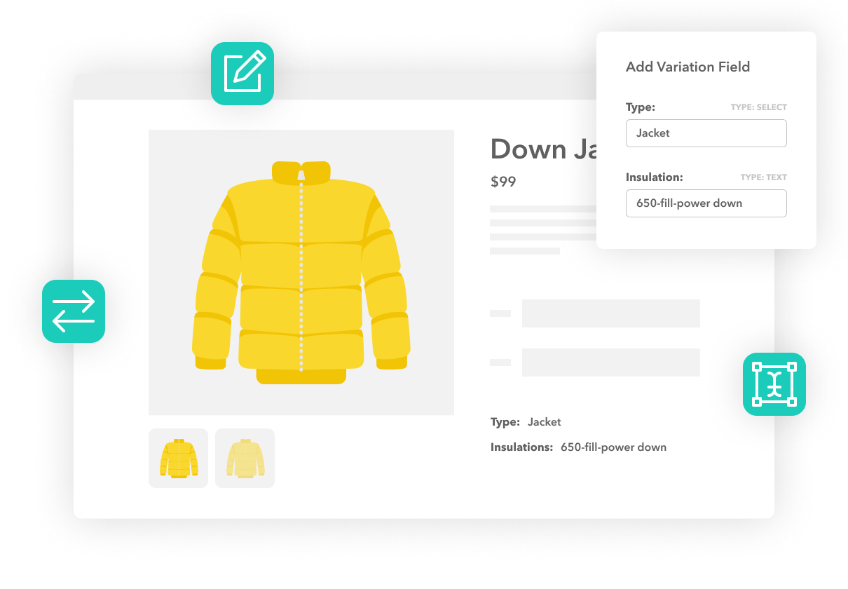 WooCommerce Custom Fields for Variations by Iconic