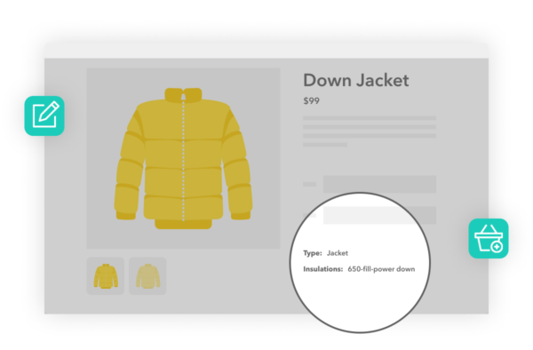 WooCommerce Custom Fields for Variations Display Options