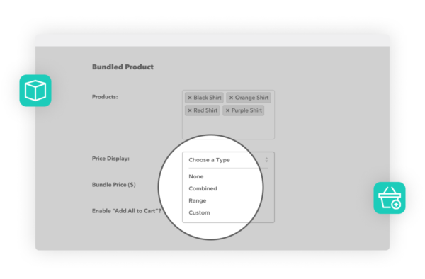 WooCommerce Bundled Products Custom Pricing