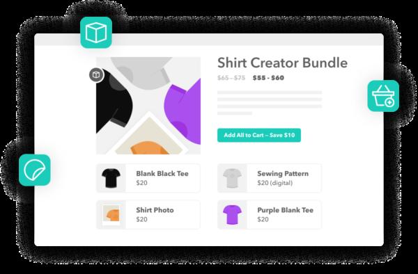 WooCommerce Bundled Products any Product Types