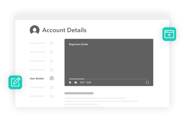 WooCommerce Account Pages Custom Content