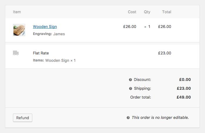 Add Custom Cart Item Data in WooCommerce - Iconic