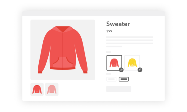 Iconic WooCommerce Linked Variations
