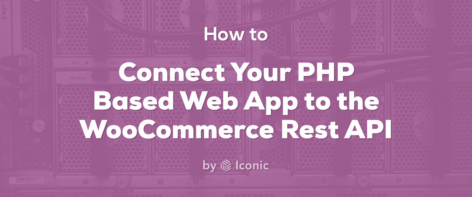 How to Use the WooCommerce API with PHP - Iconic
