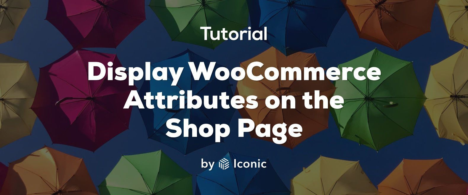 WooCommerce Display Attributes on Shop Page
