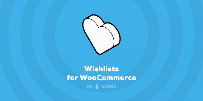 WooCommerce Wishlists by iconic