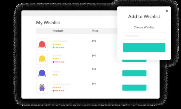 WooCommerce Wishlists by Iconic