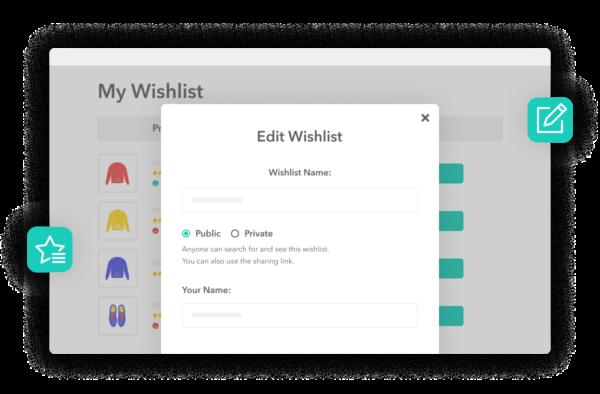 Manage WooCommerce Wishlists