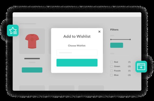 Clean UI for WooCommerce Wishlists