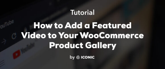 featured video woocommerce