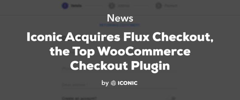 Woocommerce checkout plugin flux