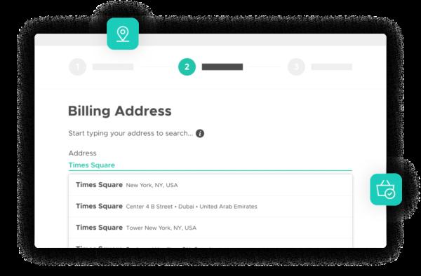 WooCommerce Address Autocomplete