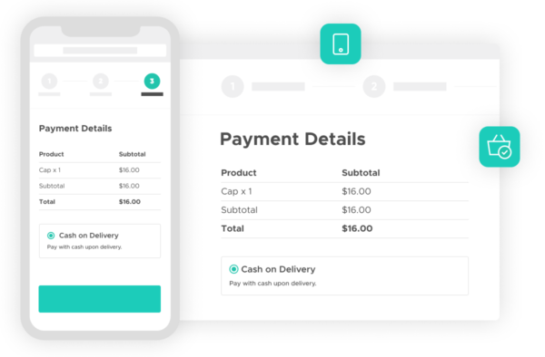 WooCommerce Mobile Checkout